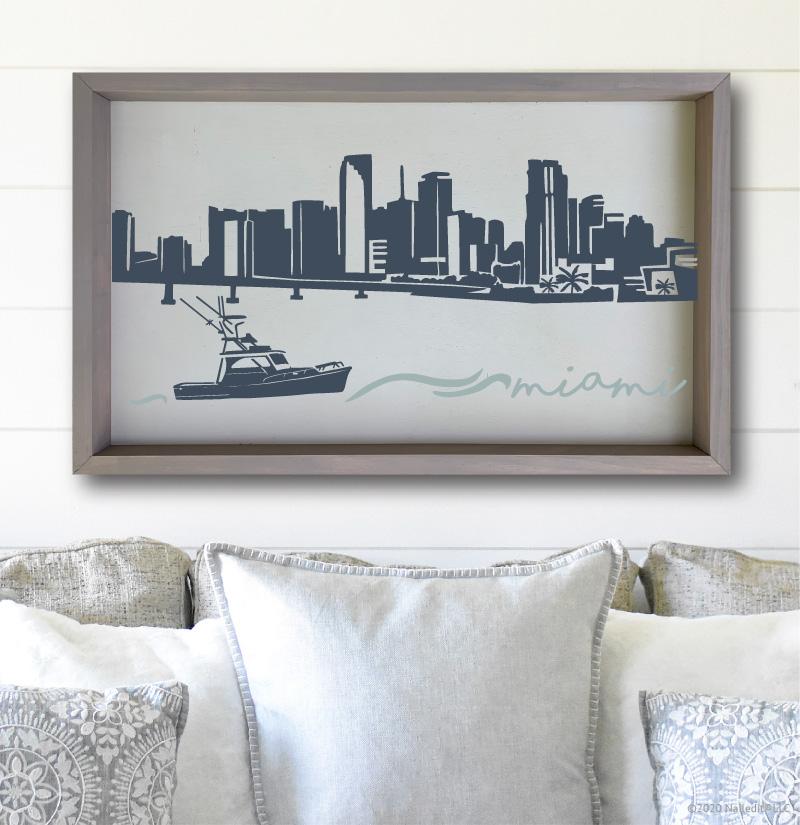 8316 NYC Skyline